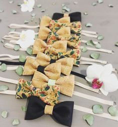 Pánský korkový motýlek / Zboží prodejce Verax   Fler.cz Bows, Table Decorations, Arches, Bowties, Bow, Dinner Table Decorations