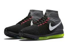 new products 6bd5f dfc70 Nike Zoom All Out Flyknit Black Crimson