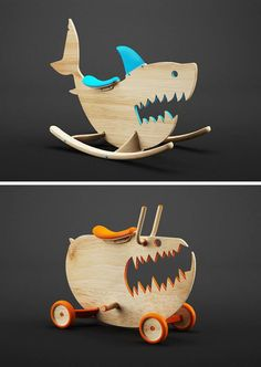 Monster Chair Design by Constantin Bolimond