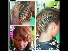 1000 Images About Hip Hop Hair Styles On Pinterest Hip