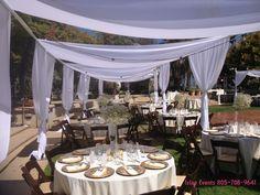 Fabric Pavilions at Chase Palm Park Santa Barbara CA