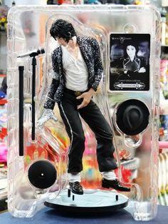 """Michale Jackson 32cm/12"""" Classic Dancing Pose PVC Action Figure Collection New"""