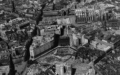 foto aerea, anni quaranta