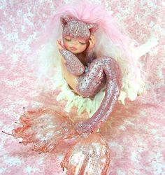Reserved for Cheryl..OOAK art doll fantasy by JoyzanzCreations