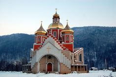 Winter in Yaremche – Яремчe - Ukraine by abaransk, via Flickr
