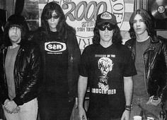 Ramones 2000th show February 9th 1994 Tokyo, Japan