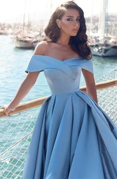 Glamorous 2017 Off-the-Shoulder Mermaid Evening Dress Long With Slit BA6777_High Quality Wedding Dresses, Prom Dresses, Evening Dresses, Bridesmaid Dresses, Homecoming Dress - 27DRESS.COM