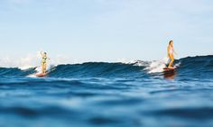 Improve your surfing with Salti Hearts in Bali. Check out our online Surf Camp guide. Photo Tom Forward