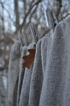 Hanging Gray