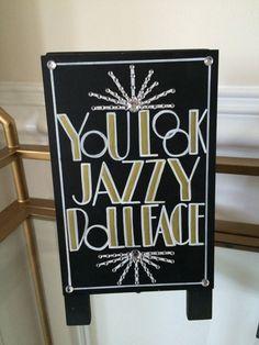 Art Deco Roaring Twenties Vintage Old by babyboutins on Etsy