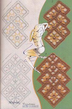 Receitas de Croche: Padrões diferentes de croche