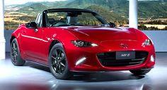 2016 Mazda MX-5 - Carscoop