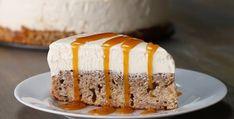 Banana Bread Bottom Cheesecake Delight – Desserts Corner