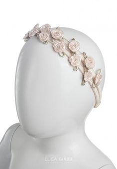 Accesorio de cabello para niña, Corona para ceremonia Modelo COR-N38