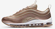 "Nike Air Max 97 Ultra ""Metallic Bronze"" Lands This Fall   Nice Kicks"