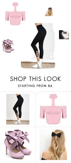 """Meeting George"" by maryvarleyrox ❤ liked on Polyvore featuring Liam Fahy, New Look and Maybelline"