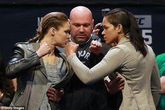 UFC Ronda Rousey faces her date with destiny in bid to erase memory of devastating Holly Holm defeat Ronda Rousey Fight, Ronda Jean Rousey, Holly Holm, Trauma, Ronda Rousy, Las Vegas, Amanda Nunes, Rowdy Ronda, Ufc Women