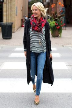 HELLOOOOO fall! Is this not the perfect ensemble for cooler temps?