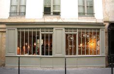 ARCHI - Espace de travail  The shop exterior of Le Petit Atelier in Paris