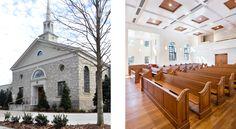 Houser Walker Architecture   St. Benedict's Episcopal Church