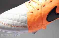 Nike Football Boots - Nike Tiempo Legend V SG-Pro - Soft Ground - Soccer Cleats - Desert Sand-Black-Orange Nike Football Boots, Nike Soccer, Soccer Shoes, Soccer Cleats, Adidas Predator Lz, Adidas Cleats, Turf Shoes, Messi 10, Indoor Soccer