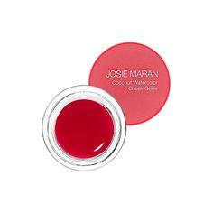 Josie Maran Coconut Watercolor Cheek Gelée in Pink Escape, $22; sephora.com
