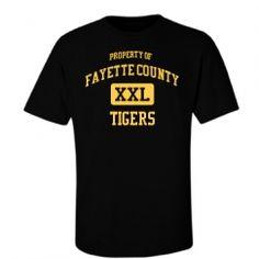 Fayette County High School - Fayetteville, GA | Men's T-Shirts Start at $21.97