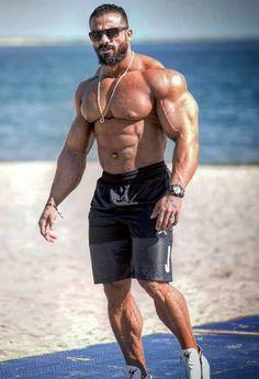 Worldwide Bodybuilders: Egyptian god Eslam Elmasry Mohamed
