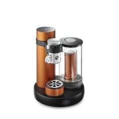 Kiss - Illy Industrial Design, Nespresso, Coffee Maker, Kitchen Appliances, Orange, Cool Stuff, Kiss, Cooking Tools, Cool Things