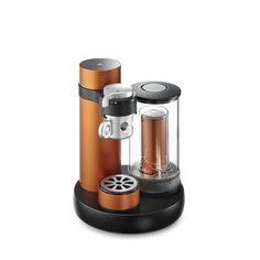 Kiss - Illy Industrial Design, Nespresso, Coffee Maker, Kitchen Appliances, Orange, Kiss, Diy Kitchen Appliances, Home Appliances, Drip Coffee Maker