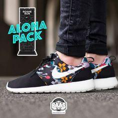 new style c8ab5 72b11  nike  nikerosheone  nikealoha  alohapack  rosherunaloha  sneakerbaas  baasbovenbaas  Nike Roshe