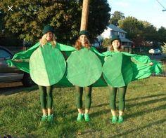 three peas in a pod:)