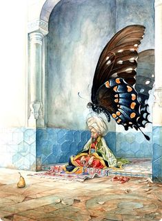 art, illustration,  //  Omar Rayyan