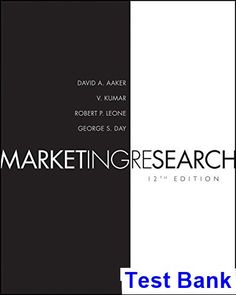 Test bank for marketing an introduction 12th edition by gary marketing research 12th edition aaker test bank test bank solutions manual exam bank fandeluxe Choice Image