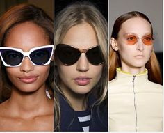 Spring/ Summer 2015 Eyewear Trend #13: Butterfly and Cat-Eye Sunglasses