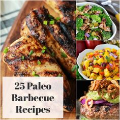 25 Paleo Barbecue Re