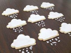 Gâteaux nuages