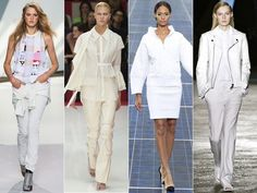Fashion rules are meant to be broken. Rebel against stylistic guidelines and look your best after labor day wearing crisp winter whites and creamy ivories!