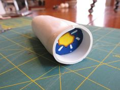 Picture of Making the Polymer Clay Cane Step the White Outside Ring Egg Dye, Egg And I, Easy Projects, Easter Eggs, Polymer Clay, Ring, Create, How To Make, Rings