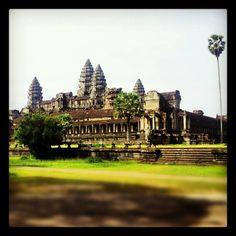Angkor Wat. I like.
