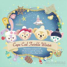 Cute Disney Wallpaper, Kawaii Wallpaper, Duffy The Disney Bear, Disney Illustration, Friend Cartoon, Friends Wallpaper, Cute Animal Drawings, Bear Art, Mickey And Friends