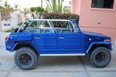 VW thing by Aaron Hdez