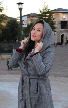 Casual blazer lace