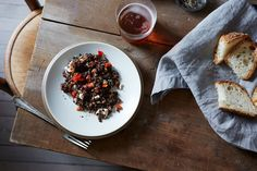 Deborah Madison's Lentil Salad with Mint, Roasted Peppers, and Feta Cheese recipe on Food52