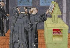 A Quick Guide to Medieval Monastic Orders :http://www.medievalists.net/2016/02/21/a-quick-guide-to-medieval-monastic-orders/