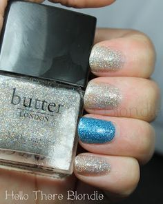 butter London Fairy Cake and Scallywag | #NOTD