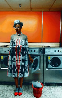 The Launderette  Hayley Grundmann