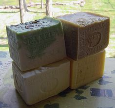 <3 Natural Handcrafted Soap.