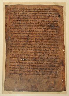 Old manuscript Islande Musée national. -42) ARTISANAT, EPOQUE 800-1600: Celles-ci témoignent d'une riche tradition de la couture. Elles comprennent des nappes de devant d'autel cousues d'un travail fait en couches soignées. Le travail de la pierre n'était pas courant en Islande, à part quelques exceptions près. Mgr PALL JONSSON de SKALHOLT, par exemple, a été enterré dans un sarcophage en pierre et des sculptures en pierre ont survécu de HITADALUR, probablement des restes d'une église…