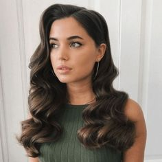 5 Wedding Hair And Makeup Ideas Even The Bride Will Love #weddinghair #hollywoodglamwaves #bridalhair